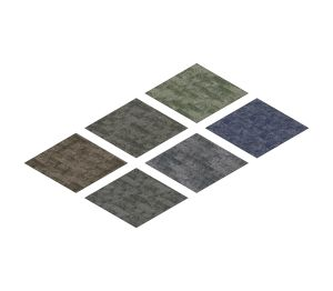 Product: Flotex Montage Flocked Flooring Planks