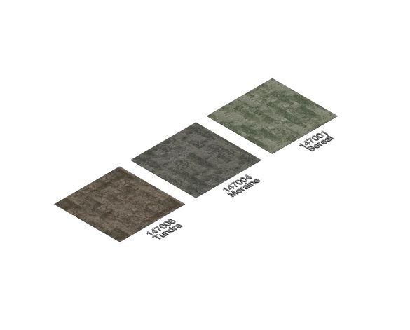 Product: Flotex Montage Flocked Flooring Planks