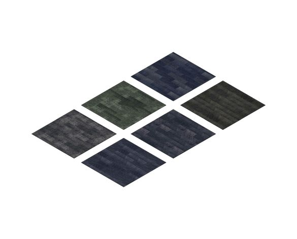Product: Flotex Refract Flocked Flooring Planks