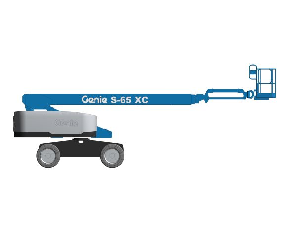 bimstore 3D image of S-65 XC from Genie