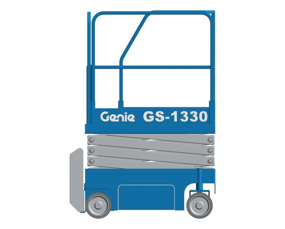 bimstore 3D image of GS-1330 from Genie