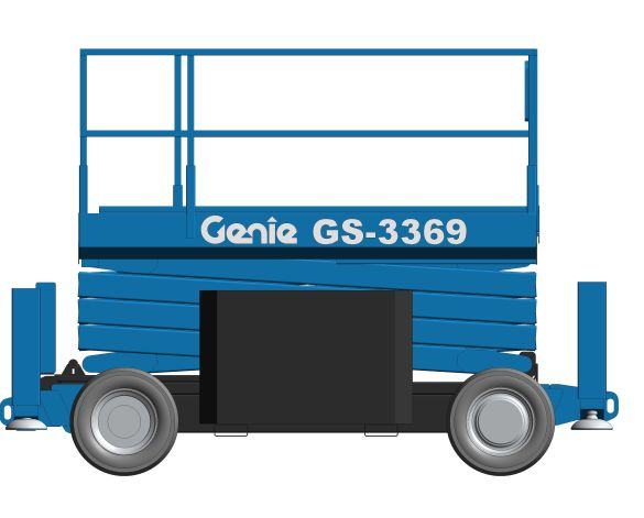 bimstore 3D image of GS-3369 from Genie