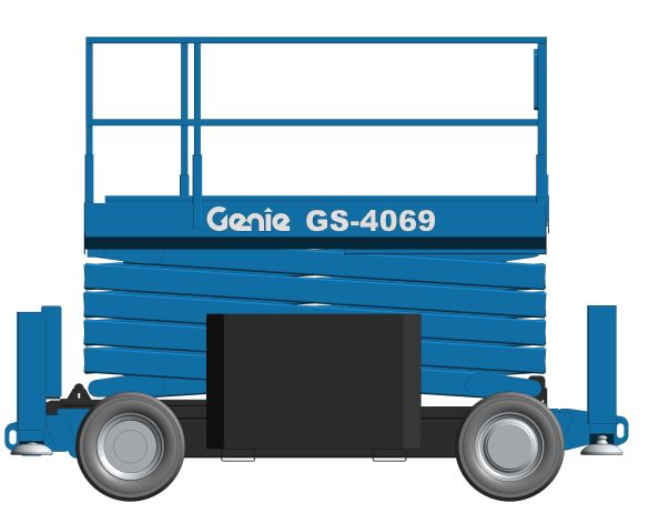 bimstore 3D image of GS-4069 from Genie