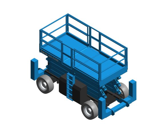 bimstore 3D image of GS-5390 from Genie