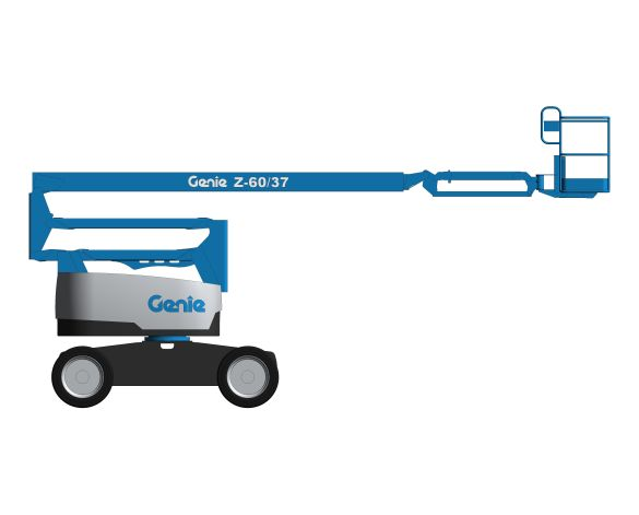 bimstore 3D image of Z-60 E from Genie