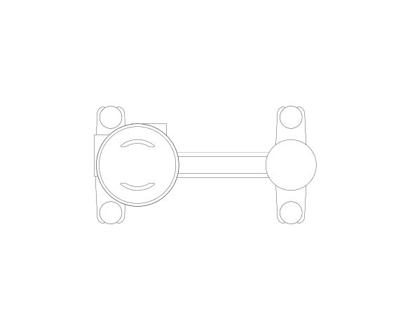 Product: Grohe - Single Lever Mixer - Concealed Body - 23571000