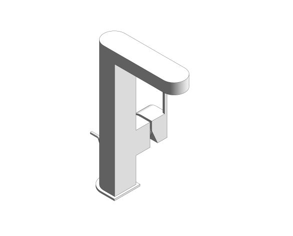 """Product: Grohe Plus Single-Lever Basin Mixer 1/2"""" L-Size - 23843003"""