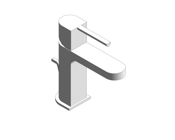 "Product: Grohe Plus Single-lever basin mixer 1/2"" S-Size - 23870003"