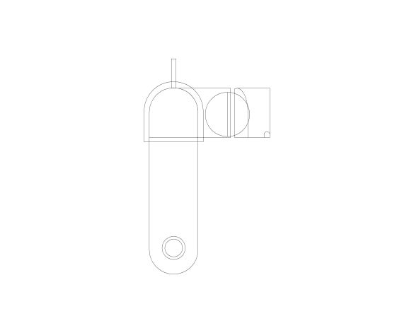 "Product: Grohe Plus Single-lever basin mixer 1/2"" M-Size - 23871003"