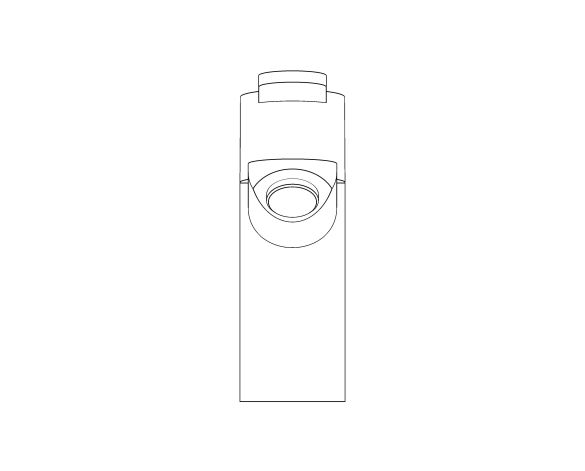 bimstore front image of the Grohe BauEdge Basin Mixer - 24193001