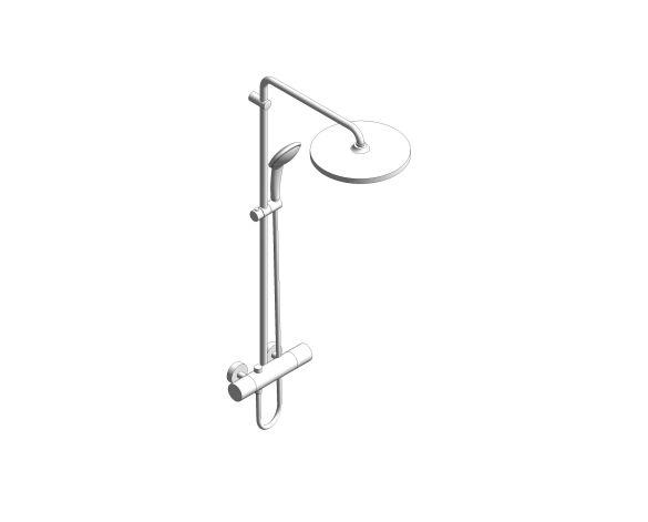 Grohe - Euphoria System 310 - Shower System - 26711001
