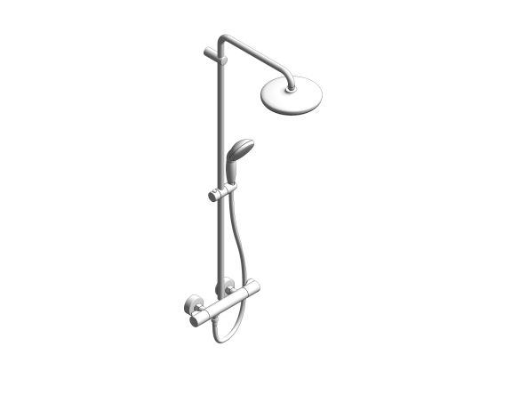 Product: Tempesta System 210 Shower System - 26811000