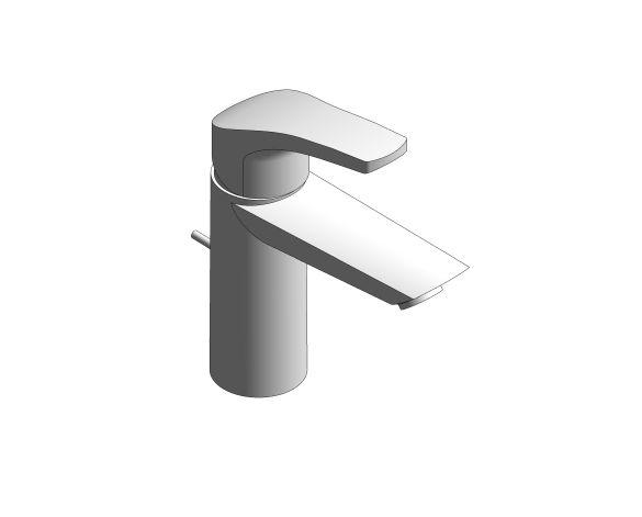 Product: Eurosmart - Single-Lever Basin Mixer 1/2″ S-Size - 3326530D