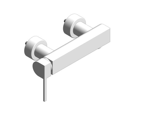 """Product: Grohe Plus Single-Lever Shower Mixer 1/2"""" - 33577003"""