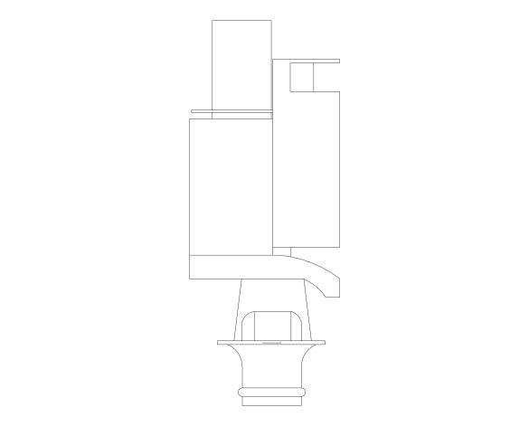 Product: Grohe - AV1 Complete - 42314000