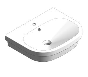 Product: Eurosmart Counter Top Basin 60 - 39198000