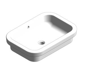 Product: Eurosmart Vessel Basin 60 - 39124001