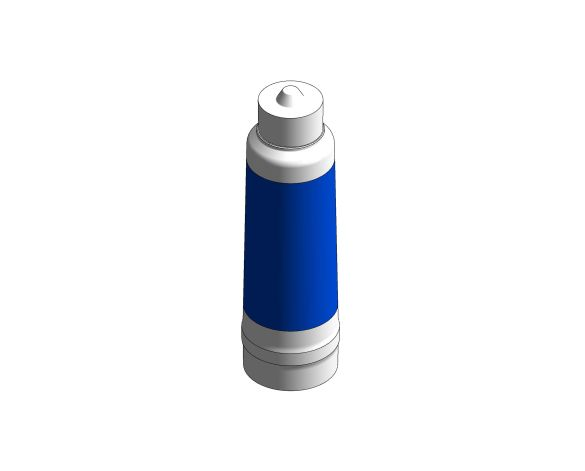 bimstore 3D image of the Blue Filter M Size - 40430001 from Grohe