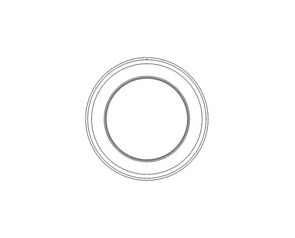 bimstore plan image of the Blue Filter M Size - 40430001 from Grohe