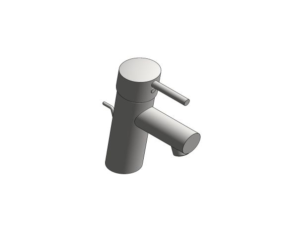 bimstore 3D image of the Concetto Basin Mixer M Size - 3220410E from Grohe