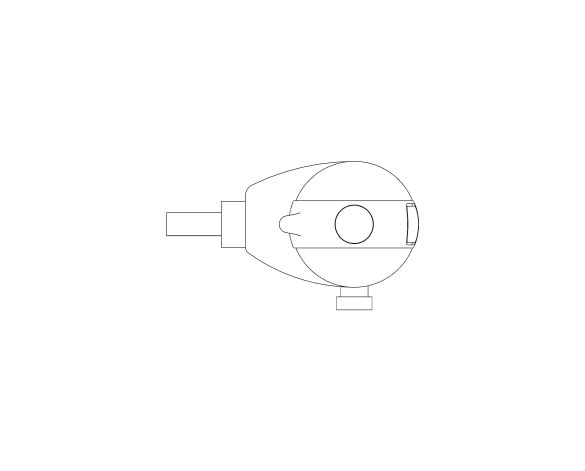 bimstore side image of Grohtherm 1000 Thermostat - 34760000 from Grohe