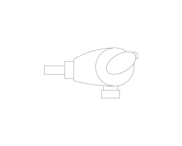 bimstore side image of GRT Nordic Thermostat - 34762000 from Grohe