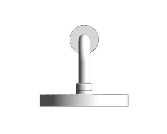bimstore front image of the New Tempesta Cosmopolitan 200 Head Shower - 26615000 from Grohe