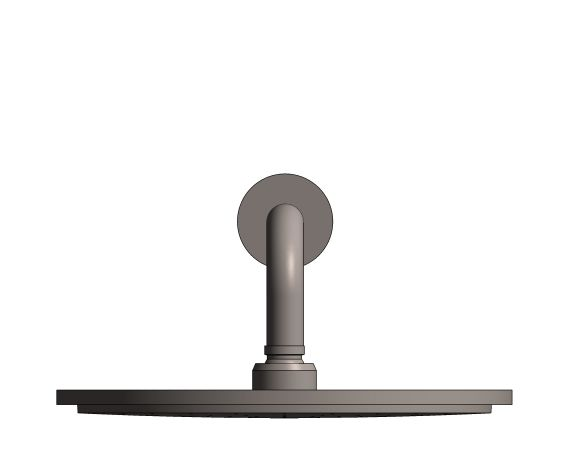 bimstore front image of the Rainshower Cosmopolitan 310 Head Shower - 26626A00 from Grohe