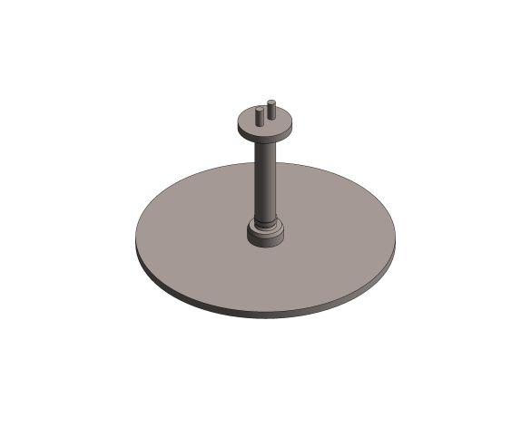 bimstore 3D image of the Rainshower Cosmopolitan 310 Head Shower Set 142 - 26629A00 from Grohe