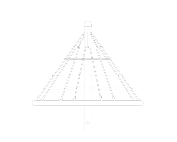 bimstore front image of the Cone Climber from HAGS UK