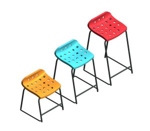 Product: Pepperpot Stool