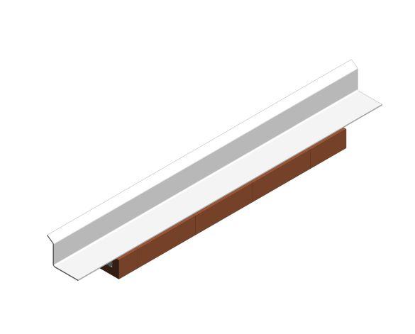 IG Masonry Support - Brick Slip Lintel - ISO 1