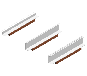 IG Masonry Support - Brick Slip Lintel - ISO Range