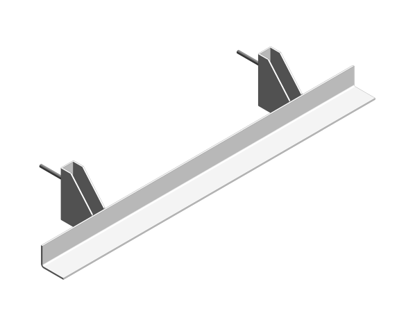 IG Masonry Support - Welded Masonry Support - ISO 2