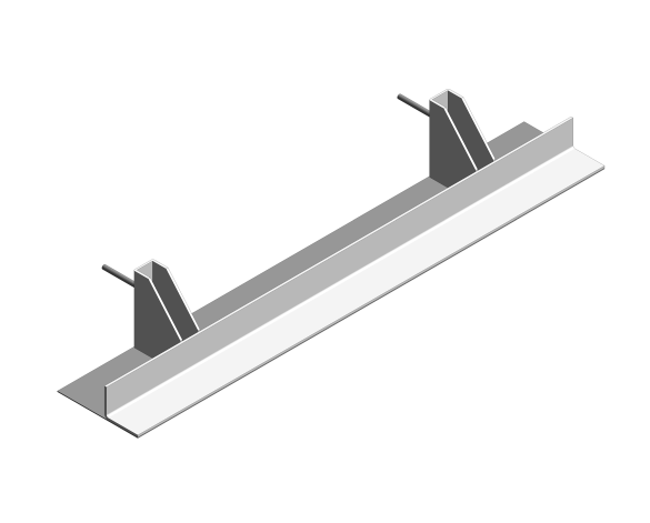 IG Masonry Support - Welded Masonry Support - ISO 3