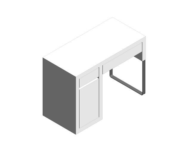 Ikea Desk MICKE