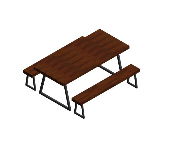 Picnic Table - Bespoke