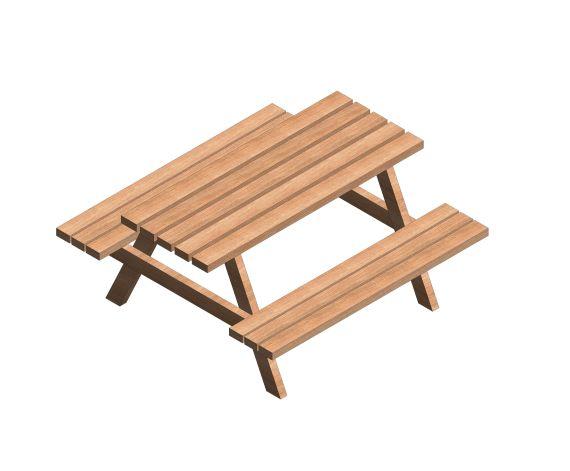 Picnic Table - Standard