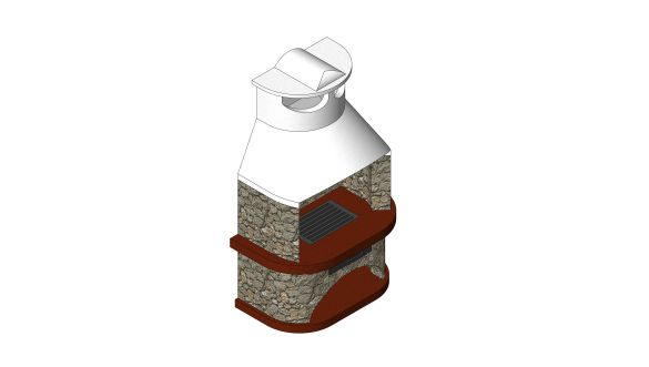 BBQ - Traditional Stone