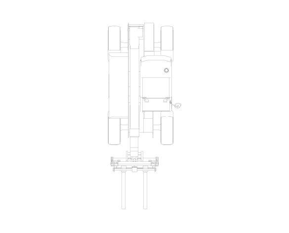 Product: Loadall Telehandler - 525-60