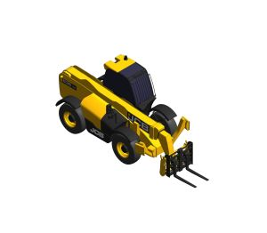 Product: Loadall Telehandler - 535V125