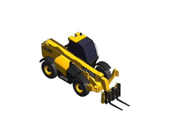 Product: Loadall Telehandler - 535V125