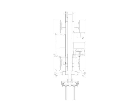 Product: Loadall Telehandler - 540-170