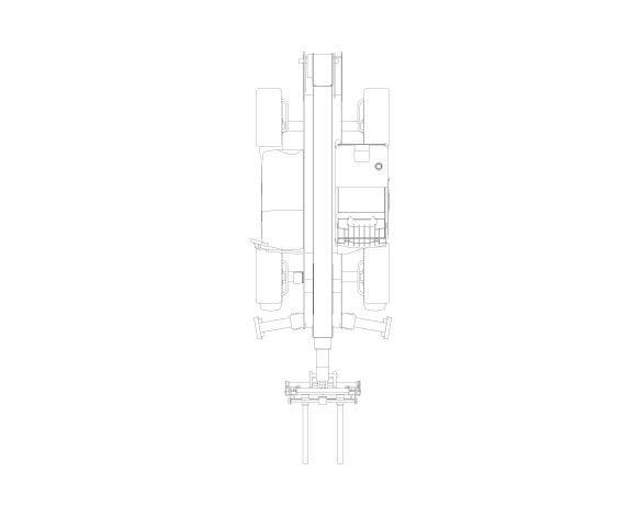 Product: Loadall Telehandler - 540V140