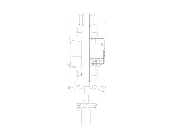 Product: Loadall Telehandler - 540V180