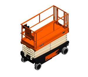 Product: 4045R - Electric Scissor Lift