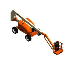 Product: 600AJN Narrow - Articulating Boom Lift