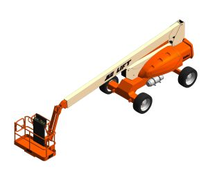 Product: E600J - Telescopic Boom Lifts