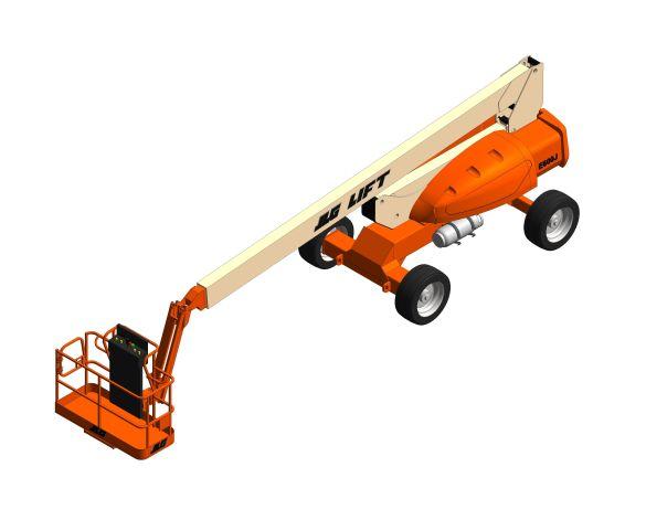 Product: E600J - Telescopic Boom Lifts