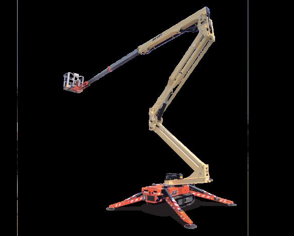 Product: X20JP / X600AJ - Compact Crawler Boom